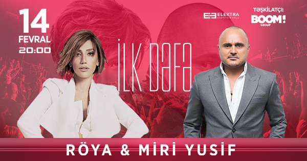 Roya Miri Yusif In Buy Tickets Online Delivery Of Tickets For
