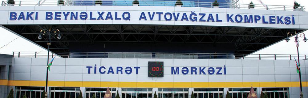 Baku International Bus Terminal Complex