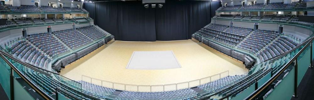 Milli Gimnastika Arenası - Bakı