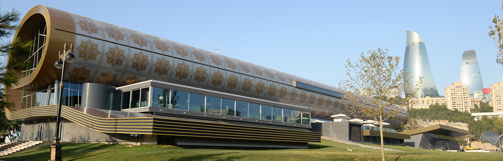 "Azerbaijan National Carpet Museum- ""Altay Lounge"""