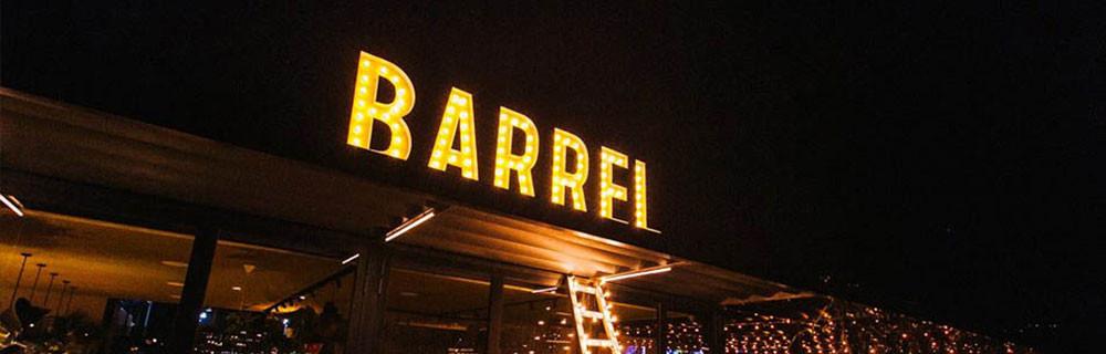 Barrel Playground