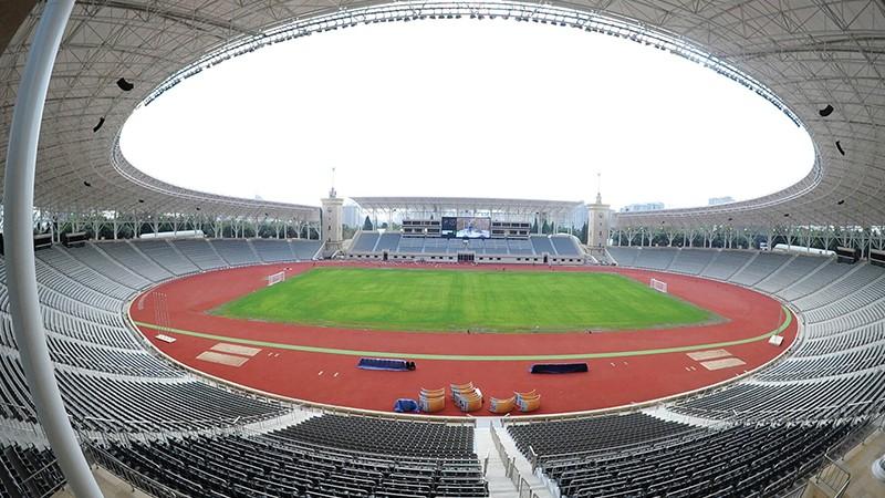 ผลการค้นหารูปภาพสำหรับ Tofiq Bəhramov adına Respublika stadionu